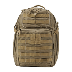 product image of 5.11 RUSH24 Tactical Backpack, Medium, Style 58601, Sandstone