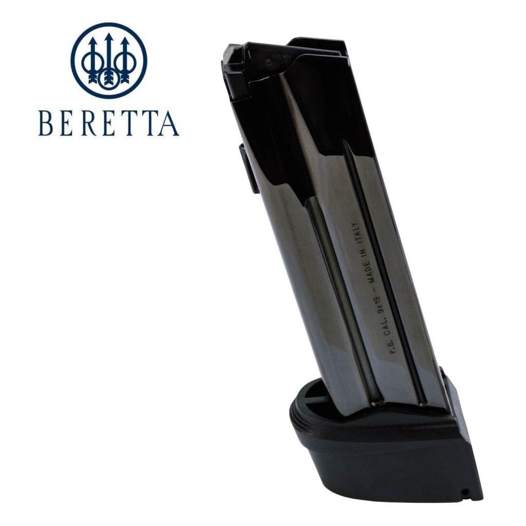 a picture of a Beretta APX 21-round magazine