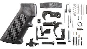 product image of Daniel Defense AR-15 Lower Receiver Parts Kit