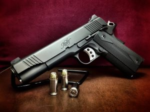 a picture of a Kimber 1911