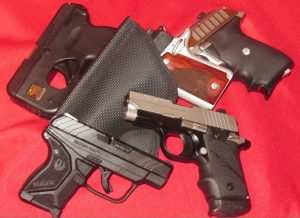 a picture of 380 ACP Pistols
