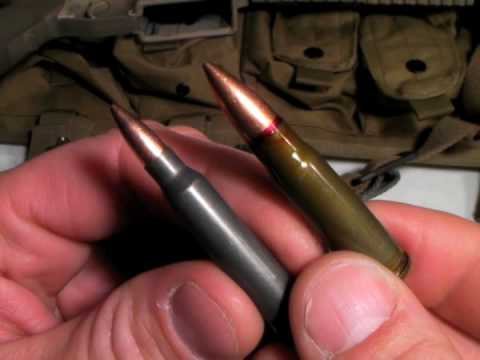 5.45x39mm vs 7.62x39mm