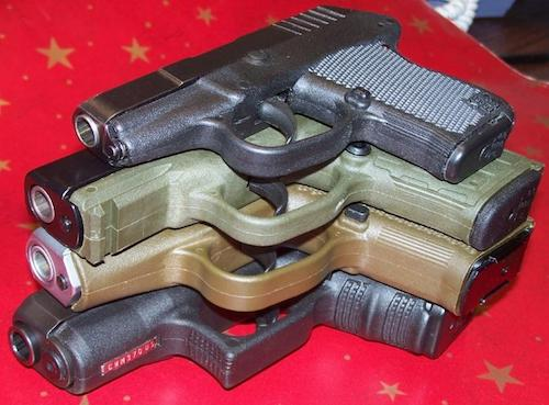 9mm single stack pistols