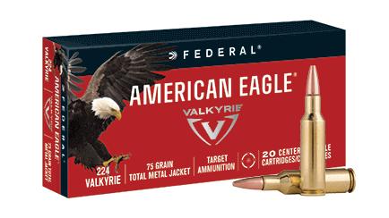 Federal 75 Grain American Eagle TMJ