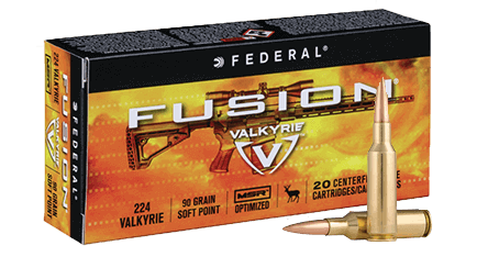 Federal 90 Grain Fusion MSR