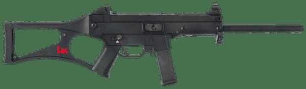 HK USC black carbine