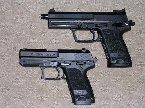 image of Heckler & Koch USP and USP Compact<br />