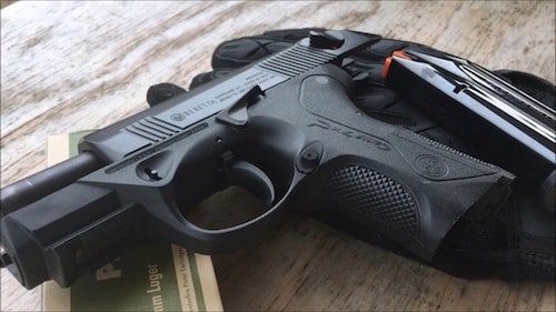 Px4 Storm Compact pistol