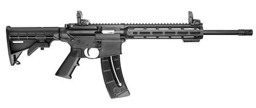 S&W M&P 15-22 rifle