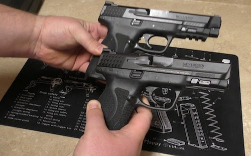 Smith & Wesson M&P and M&P 2 unboxing