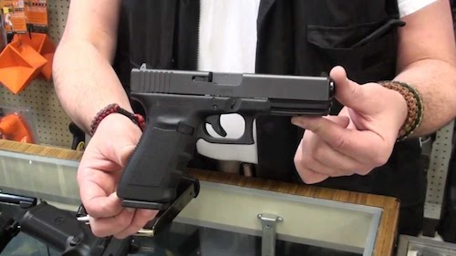 buying a 45 acp handgun