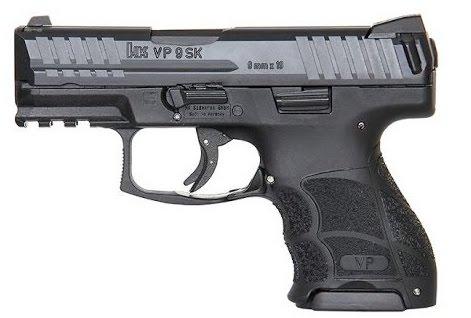 hk VP9SK pistol