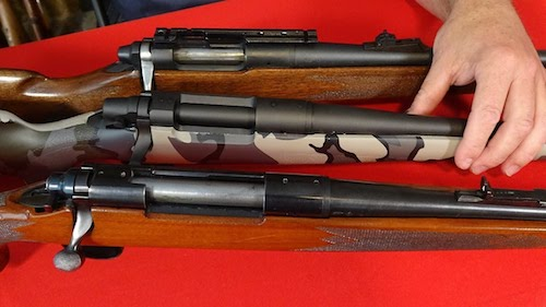 remington 700 vs 7 vs 600 rifles