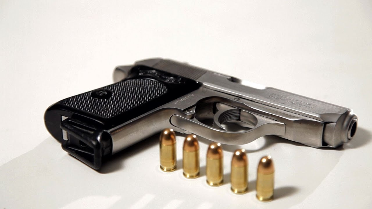 walther ppk 380 with ammo