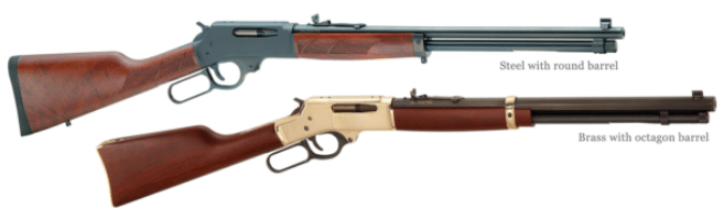 30-30 Lever Action