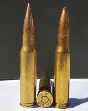 308 Winchester FMJ