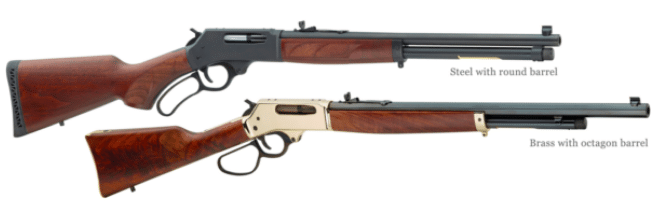 45-70 Lever Action rifles