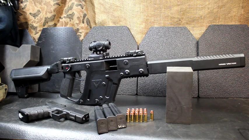 Kriss Vector CRB Gen2 Cabine