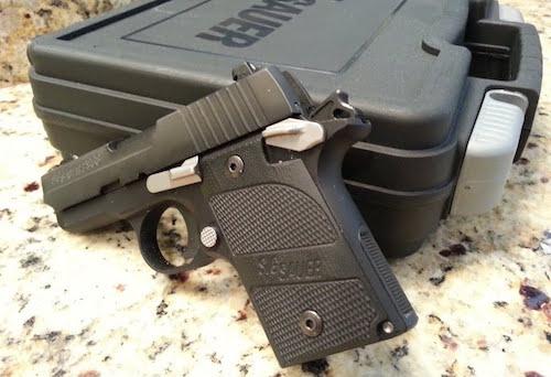 sig p938 pistol