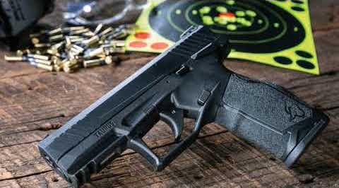 taurus tx22 - 22 pistol