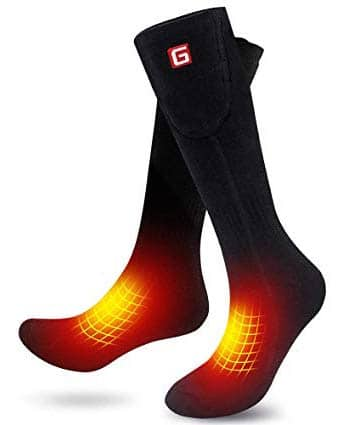 Global Vasion Rechargeable Socks