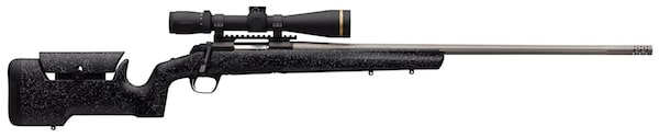 x-bolt max long range rifle