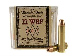 a picture of the .22 WRF