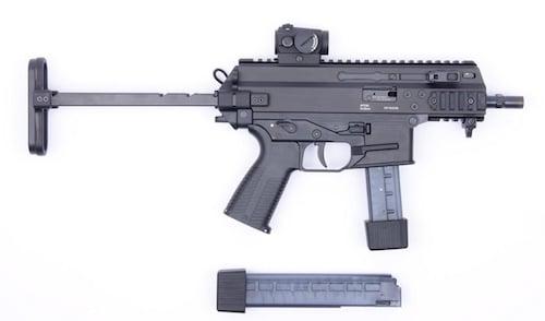 APC9k gun