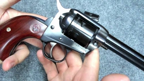 Ruger Single Six 22lr single action revolver