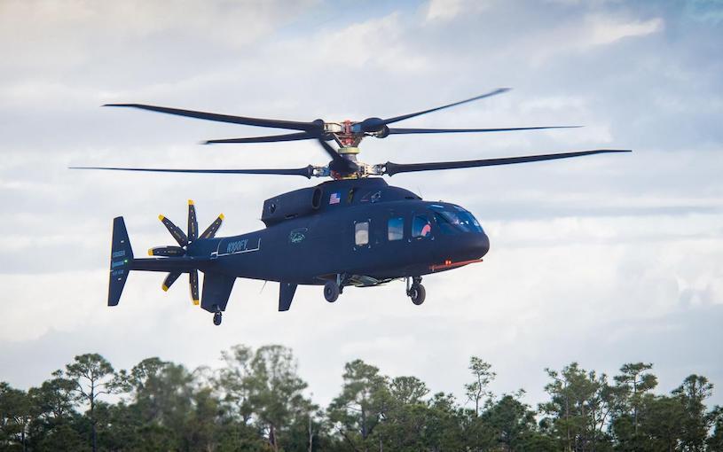 Sikorsky-Boeing SB-1 Defiant
