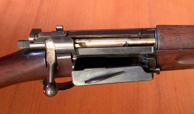 US Model 1898 Krag rifle