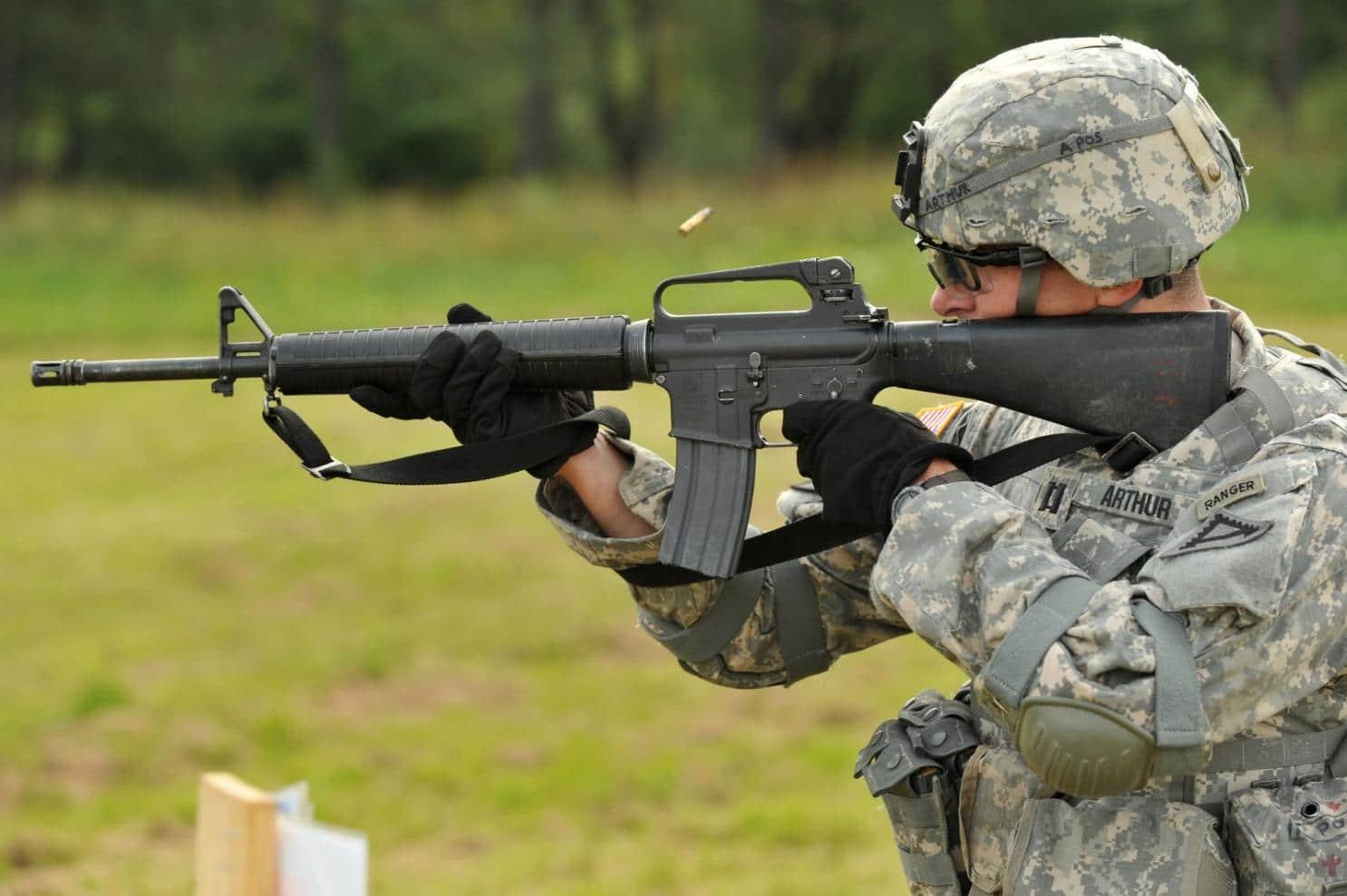The M-16 Assault Rifle: The Gun Born in North Korea