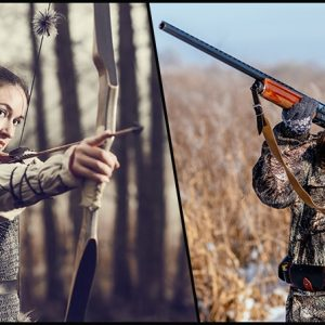 Gun vs Bow