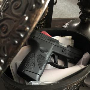 Hidden Gun Storage FI