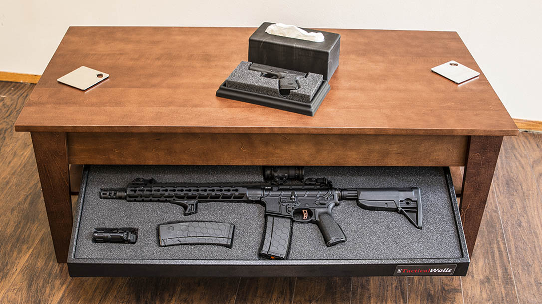 Hidden Gun Storage – How to Hide Your Guns Today