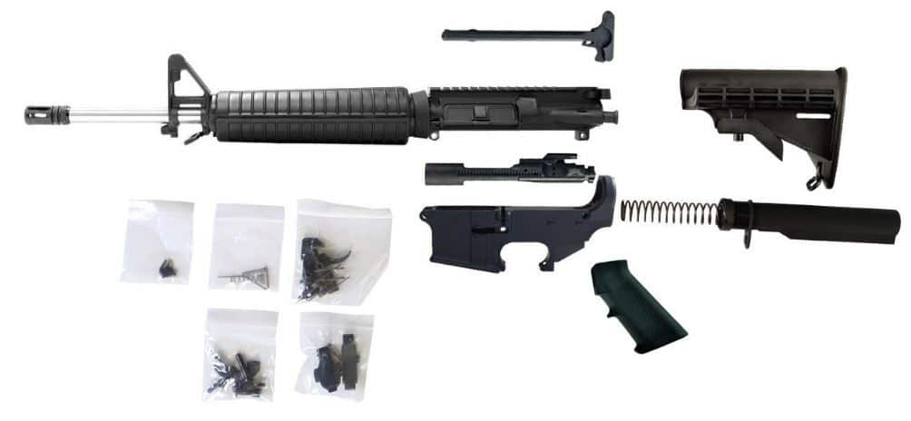 Building an AR-15 With an 80% Lower - READ FIRST! - Gun News Daily