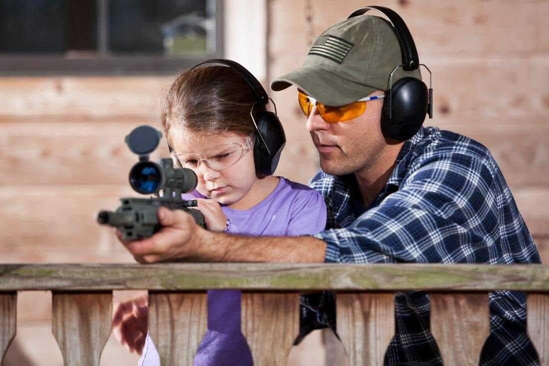 choosing first gun for children