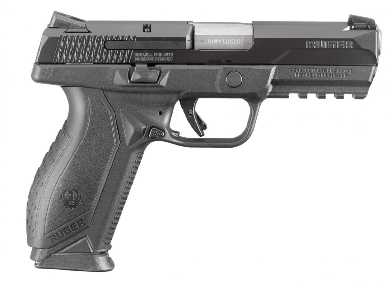 Ruger American Pistol: The Gun Glock and Sig Sauer Fear Most