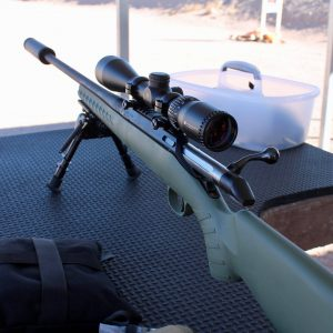 Ruger American Predator with scope 1