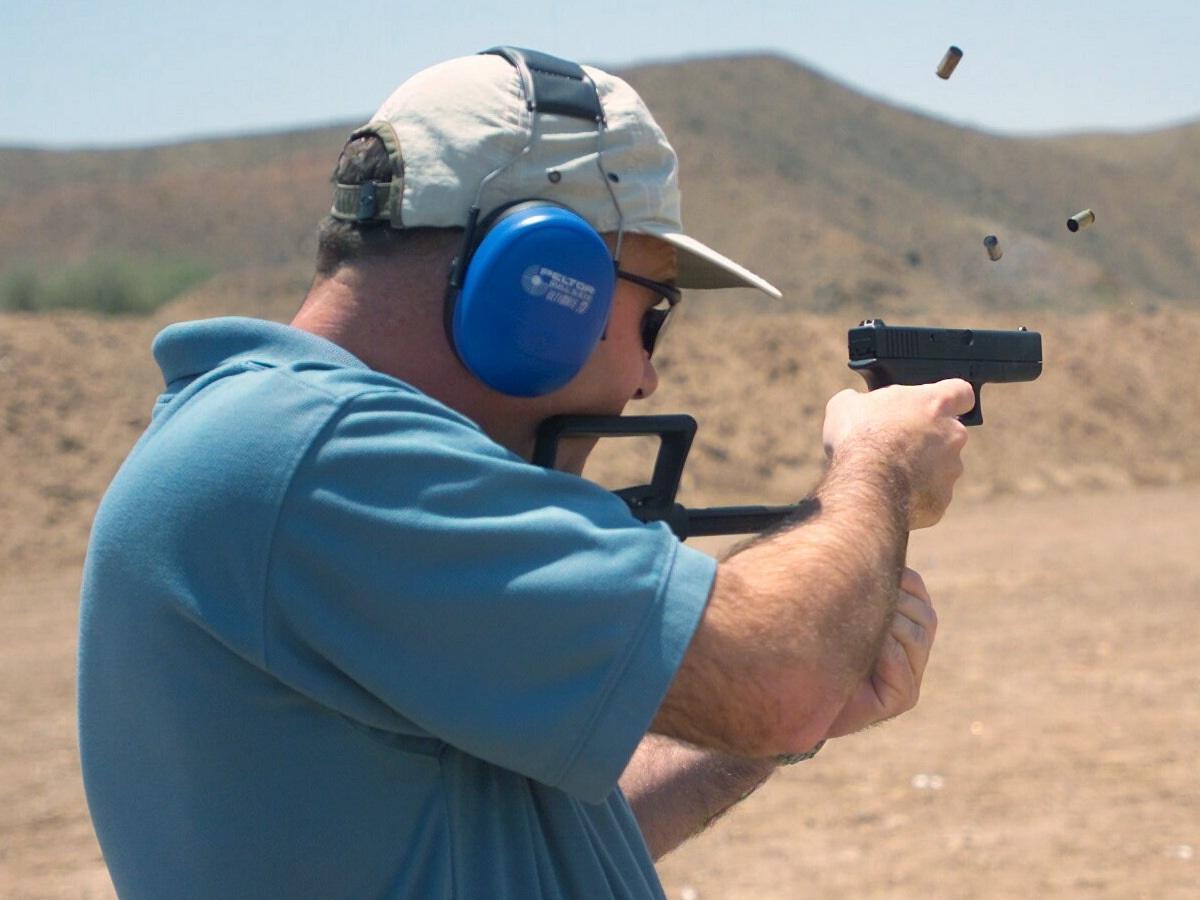 Glock's Machine Pistol – The Glock 18