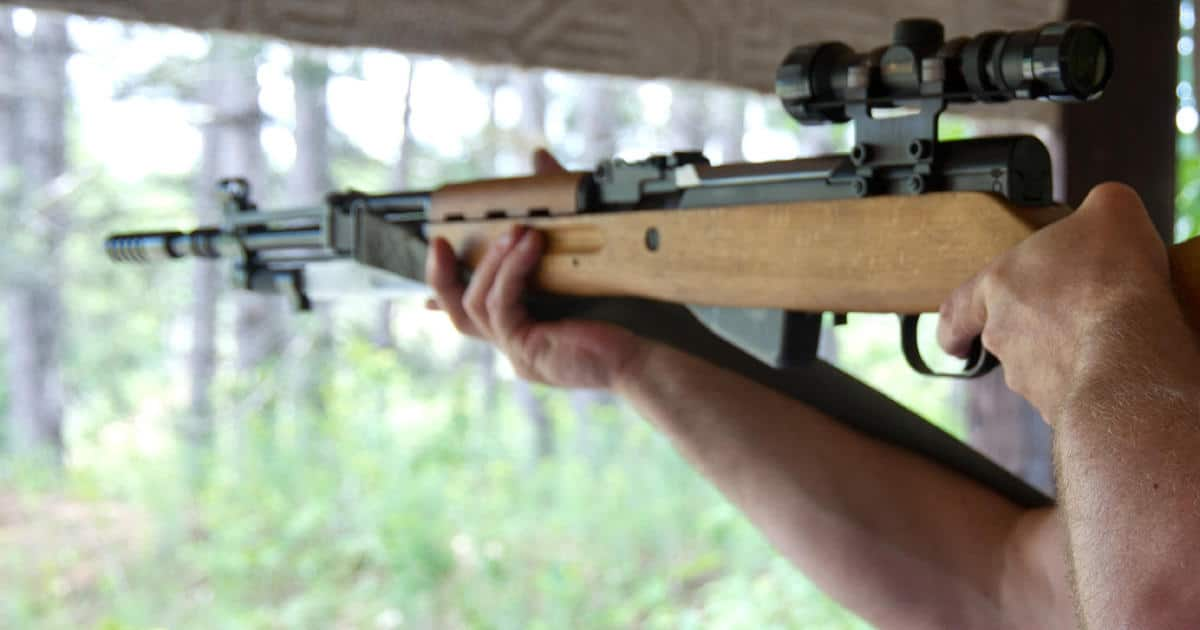 sks with scope