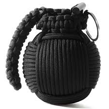 Holtzman's Survival Kit Paracord Grenade