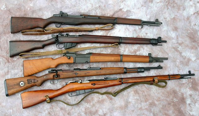 The Top 5 Best Military Surplus Rifles