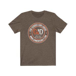 gnd for serious gun lovers shirt 24