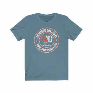 gnd for serious gun lovers shirt 18