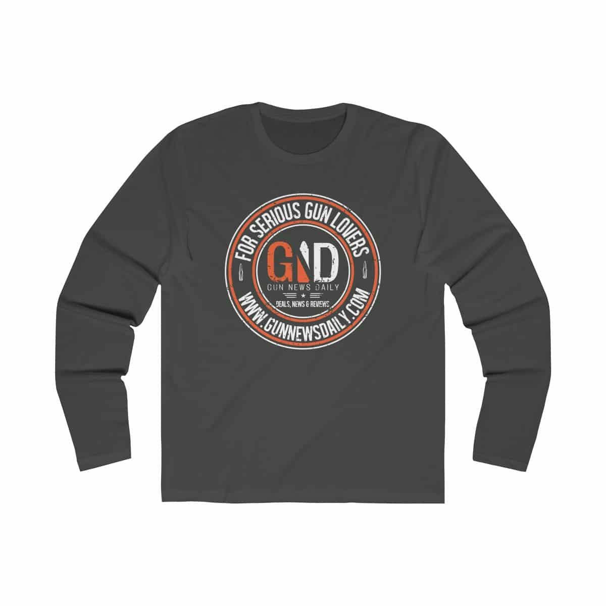 gnd for serious gun lovers shirt 15