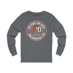 gnd for serious gun lovers shirt 4
