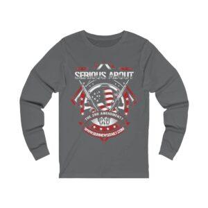 gnd for serious gun lovers shirt 34
