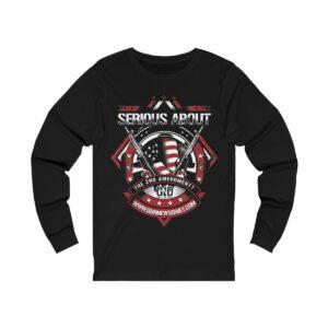 gnd for serious gun lovers shirt 36