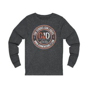 gnd for serious gun lovers shirt 1